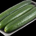 Medium-fruited cucumber